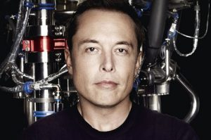 photo of elon musk branding yourself
