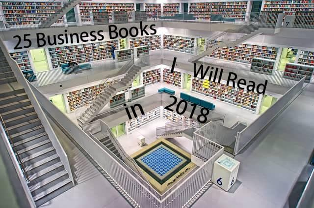 25 business books in 2018