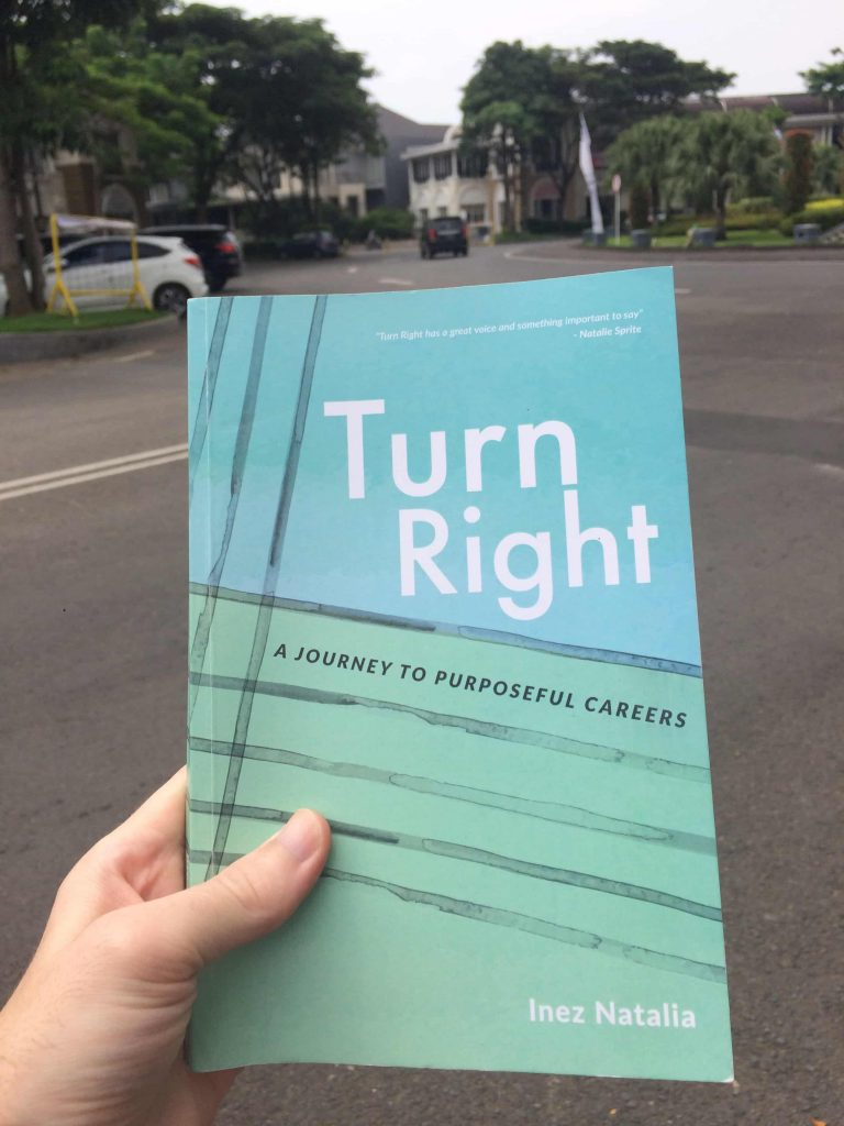 purposeful career turn right