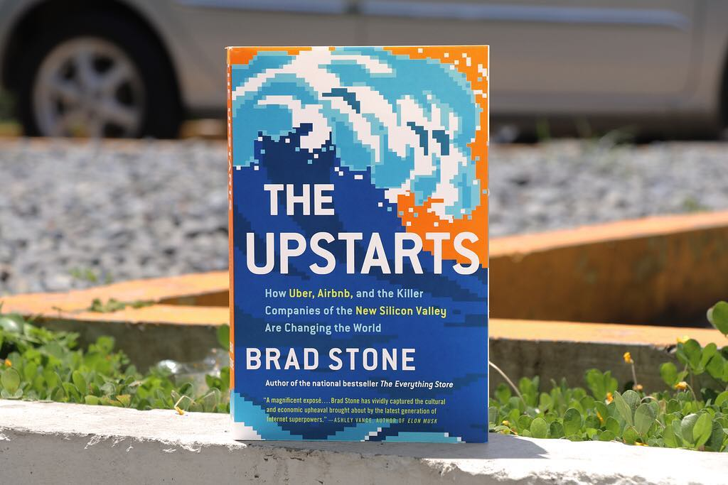 the future of business the upstarts