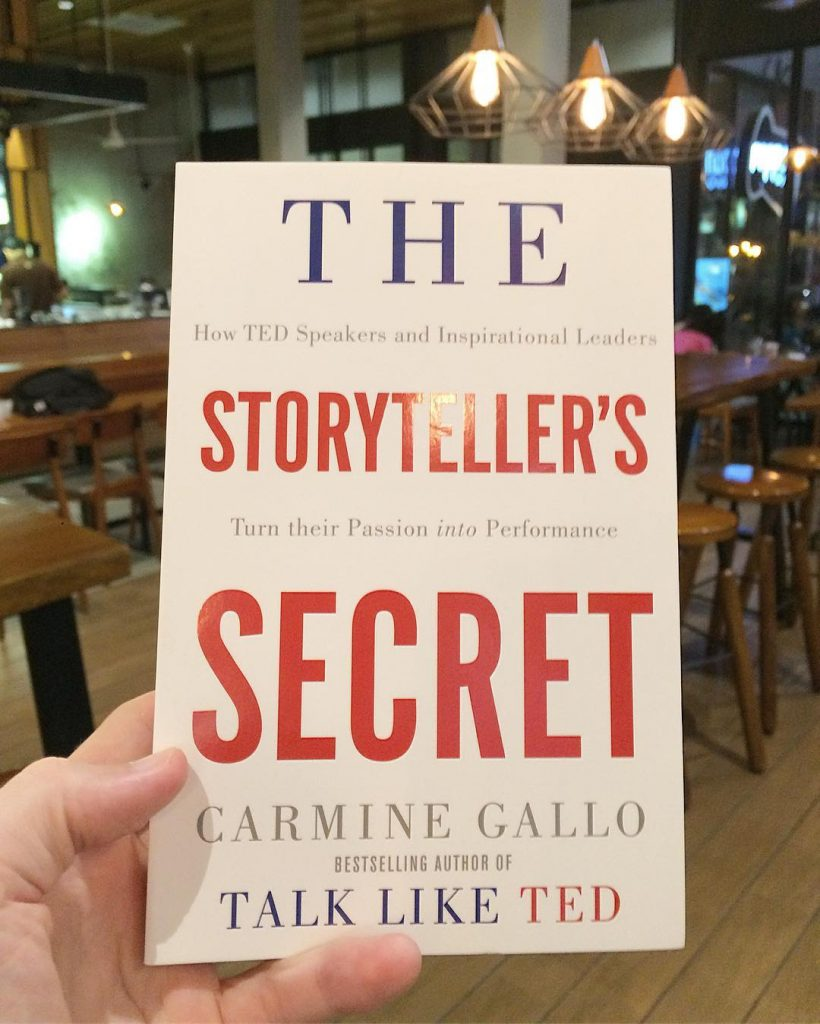 best business books of 2018 the storytellers secret