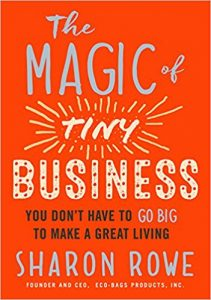 tiny business book cover