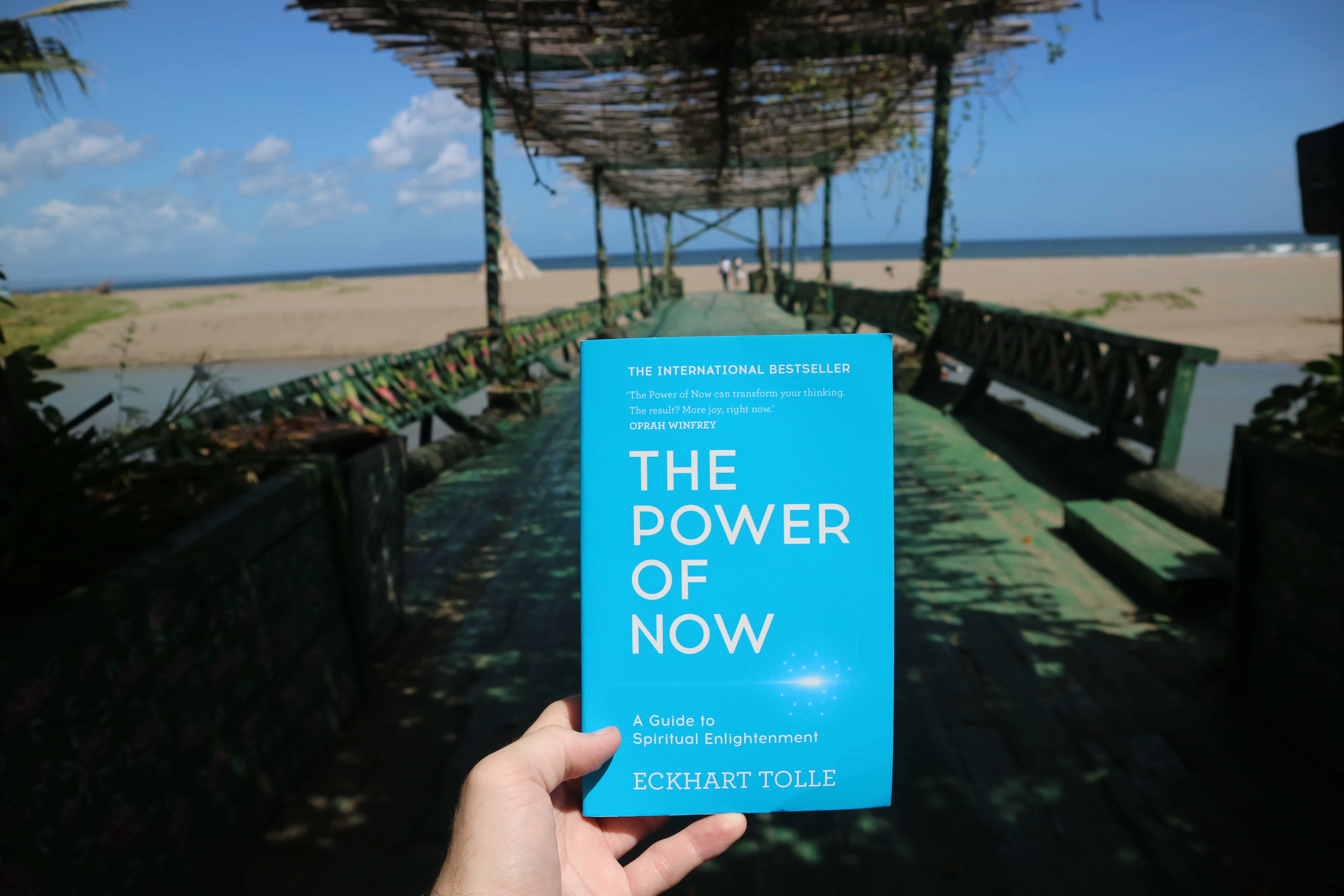 live in the now the power of now
