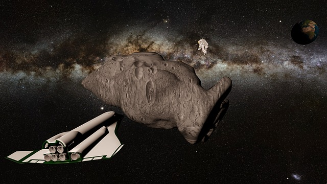 spacex asteroid mining