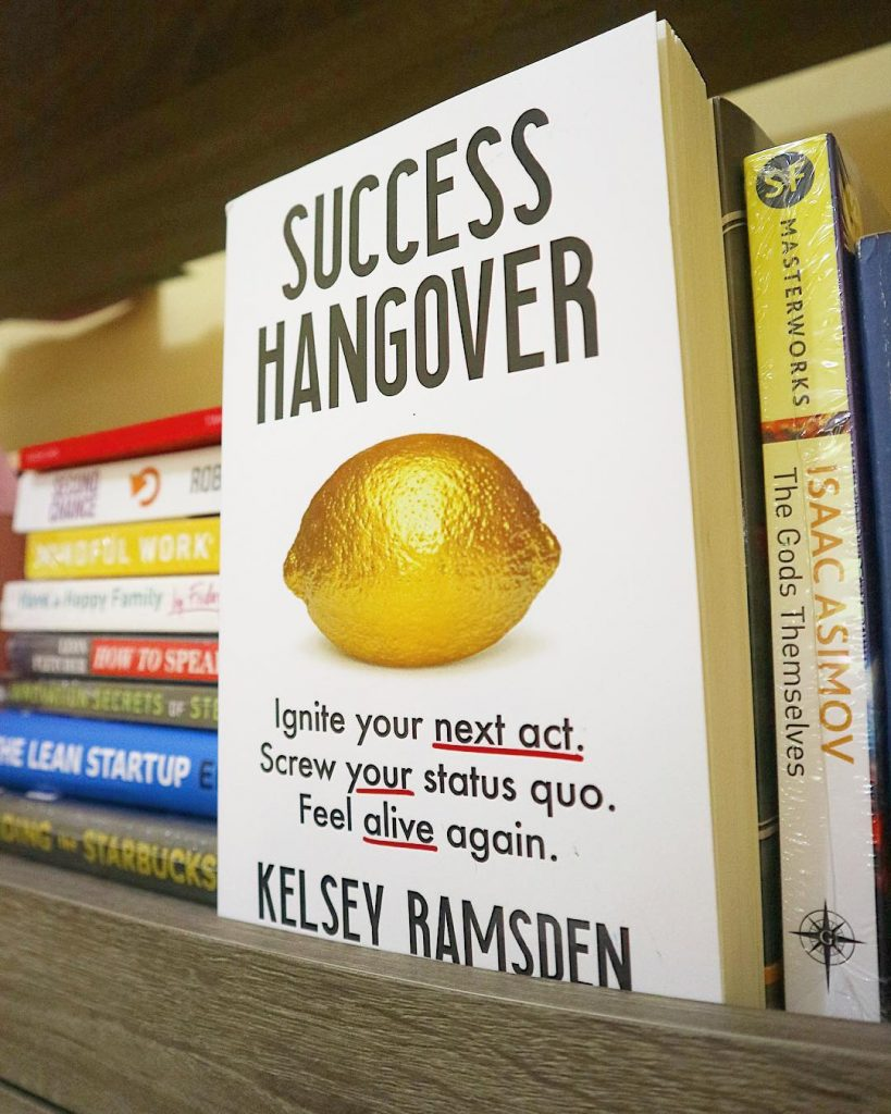 success hangover book