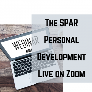 personal development live on zoom
