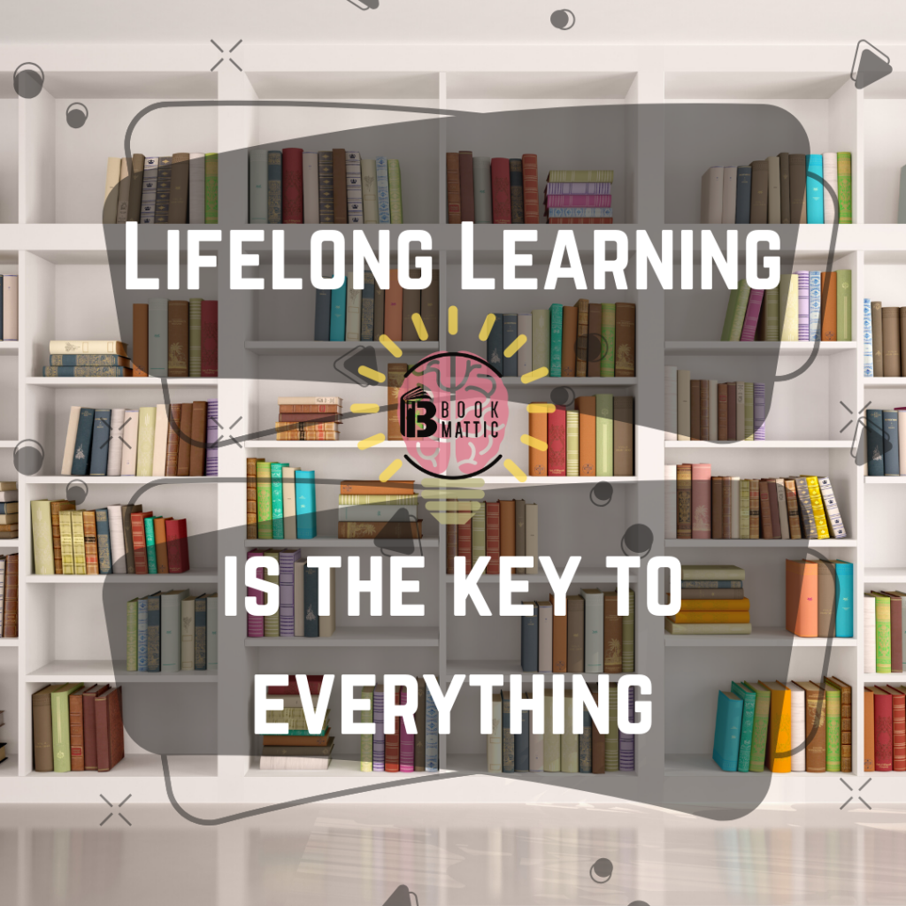 lifelong learning is the key cover