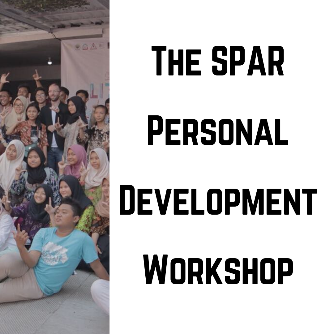 the spar personal development workshop