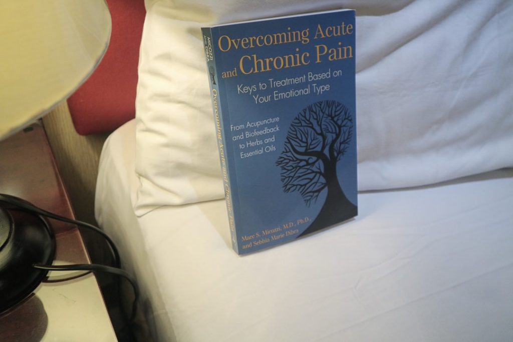 overcoming acute and chronic pain