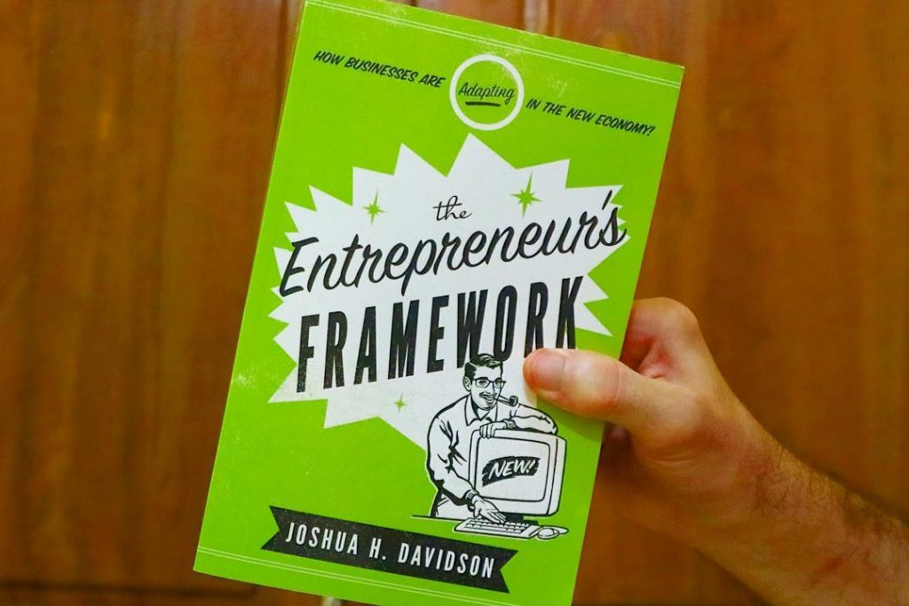 the entrepreneur's framework book cover