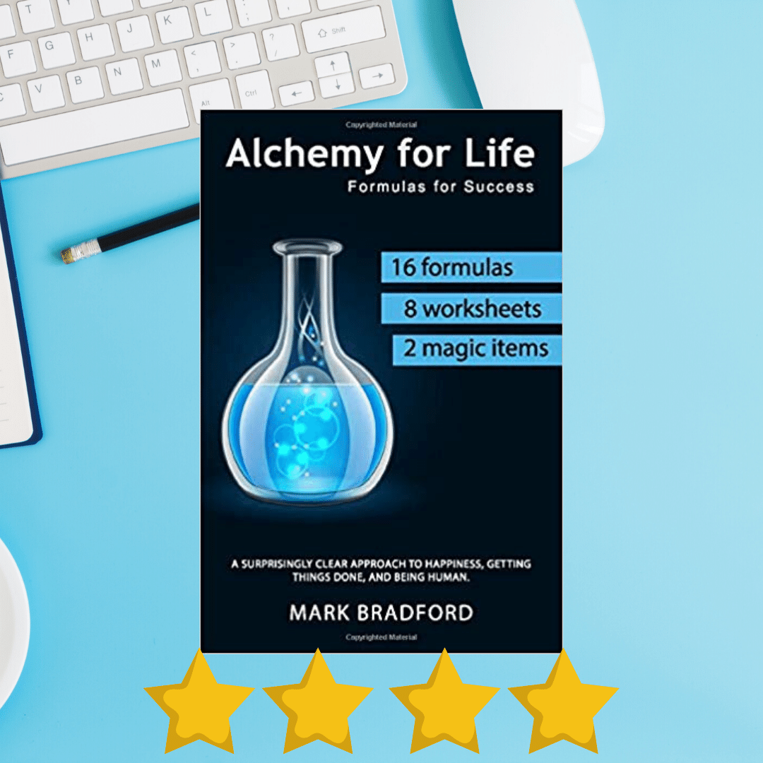 alchemy for life book cover