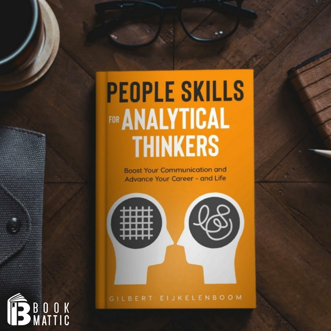 people skills for analytical thinkers cover