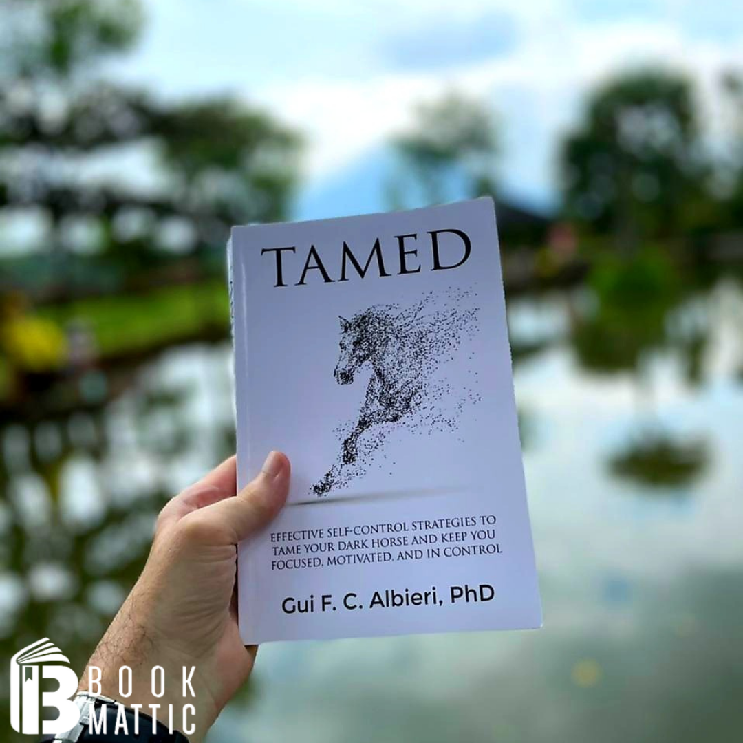 tamed book cover effective self-control strategies