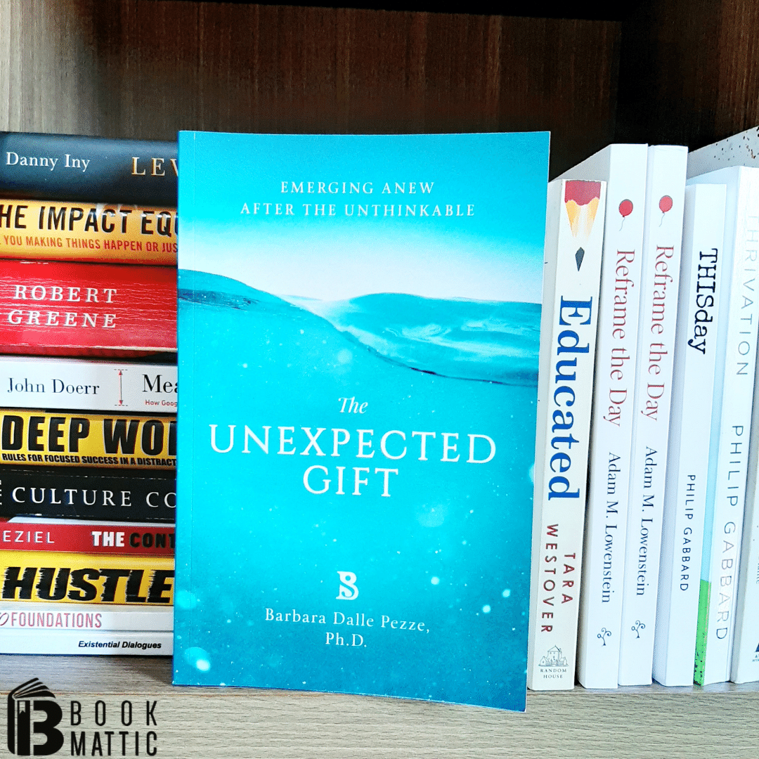 the unexpected gift book cover